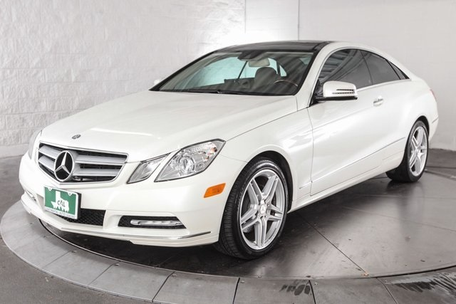 Pre-Owned 2013 Mercedes-Benz E-Class E 350