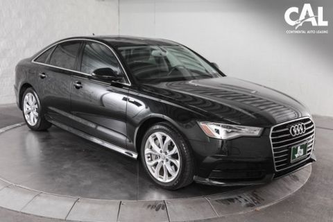 Pre-Owned 2017 Audi A6